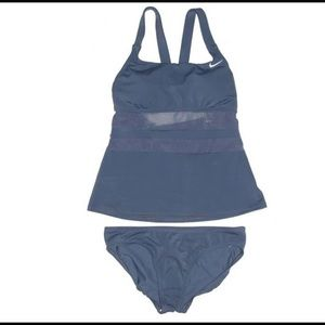 NWT Nike 2 Pieces Athletic Swimsuit